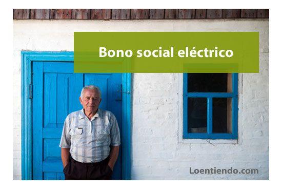 Solicitar el bono social eléctrico