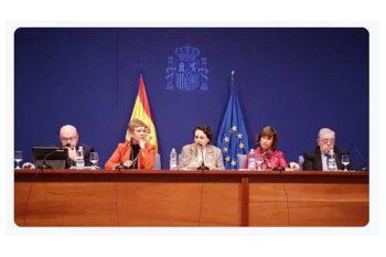 presentacion presupuestos ministerio trabajo, migraciones y seguridad social