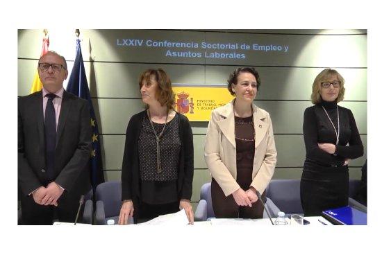 LXXIV Conferencia Sectorial de Empleo y Asuntos Laborales