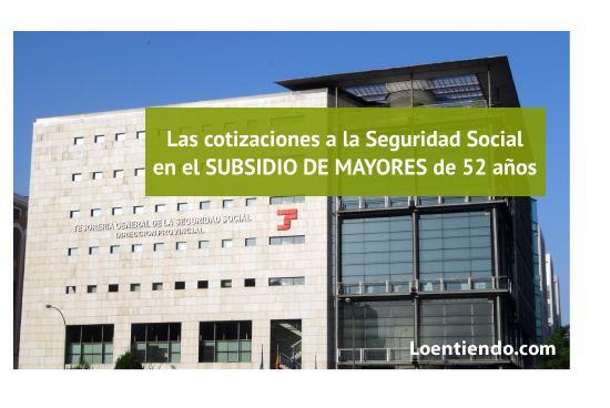 Cotizaciones a la Seguridad Social