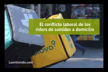 El juicio de los riders de Deliveroo
