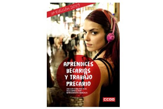 Guía de CCOO sobre prácticas laborales y no laborales