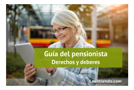 Guía del pensionista