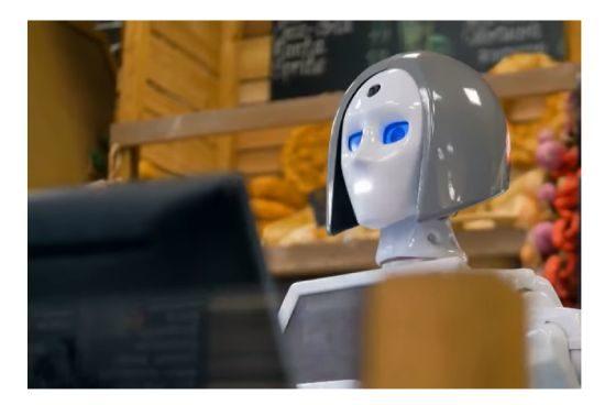 Robots sustituyen a trabajadores