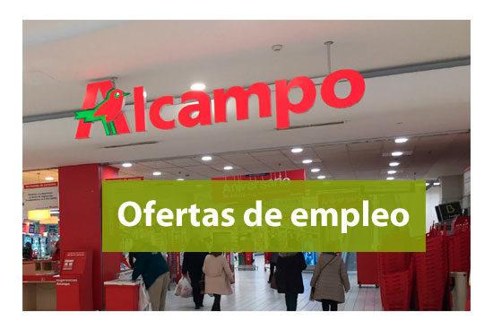 Ofertas de Empleo en Alcampo
