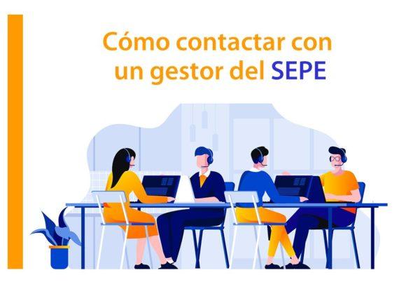 Cuatro vías para contactar con el SEPE