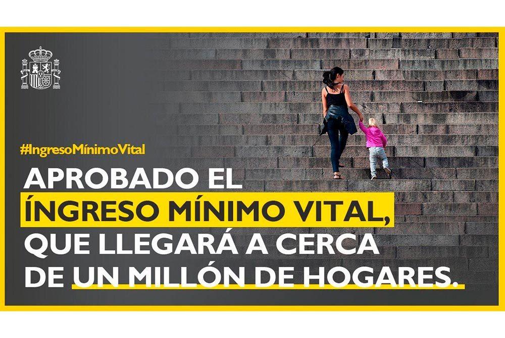 Nueva ayuda ingreso minimo vital