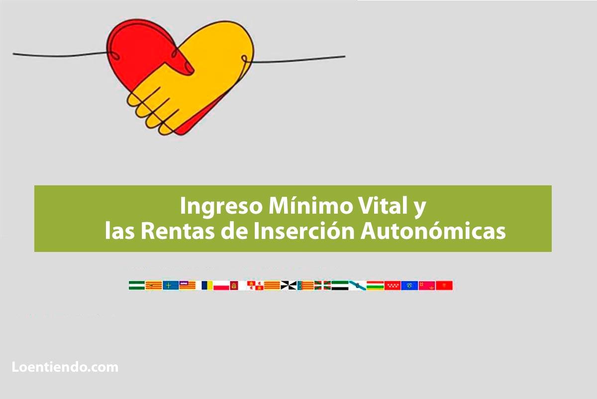 Ingreso Minimo Vital y rentas de Inserción autonómicas