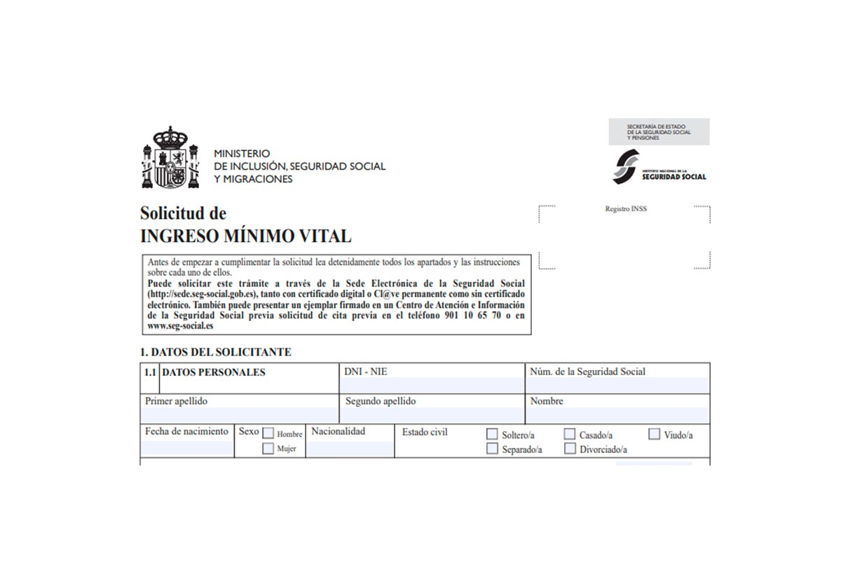 Errores solicitud ingreso minimo vital