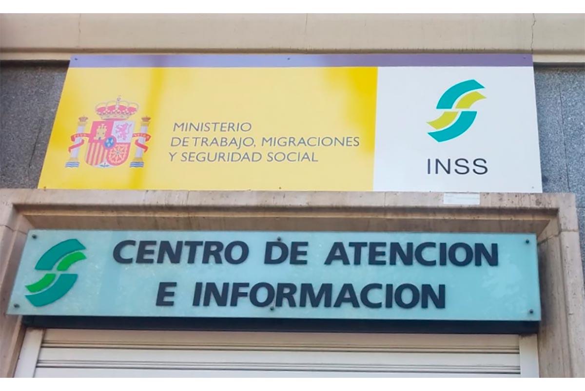 Oficinas INSS