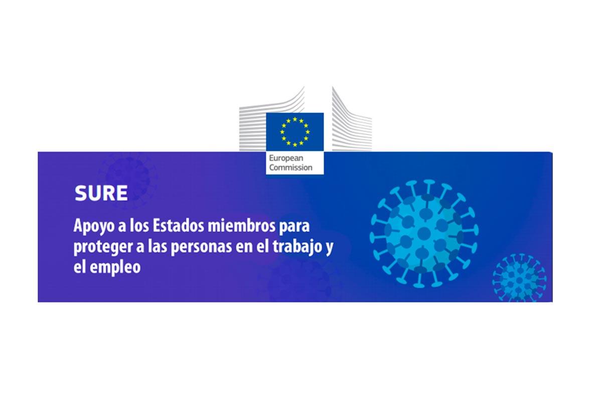 Fondos europeos programa sure