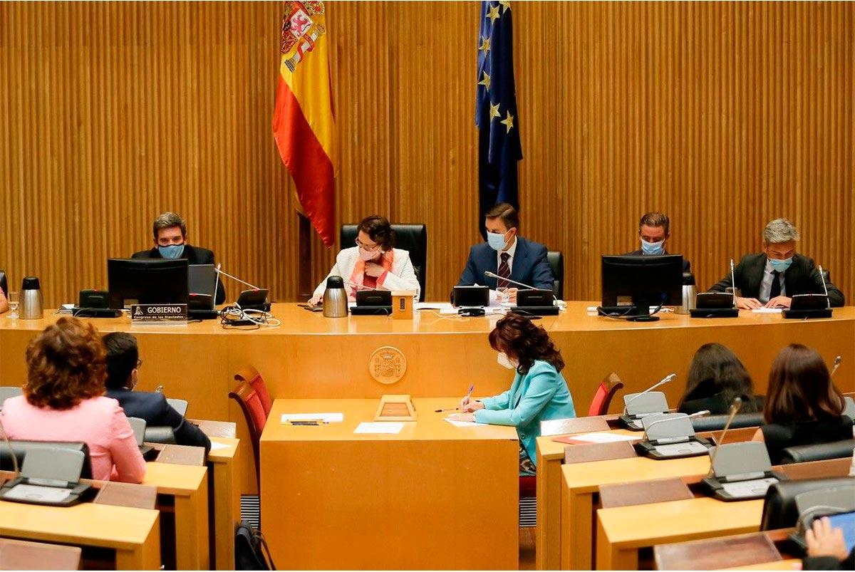Comparecencia del Ministro ante la Comisión del Pacto de Toledo