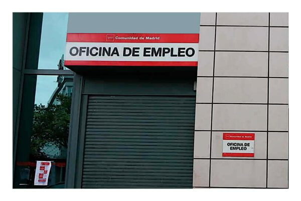 Algunas oficinas del SEPE acumulan retrasos de dos meses para aprobar el paro