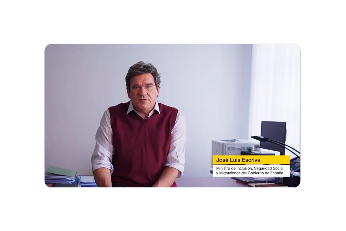 Video Jose Luis Escrivá