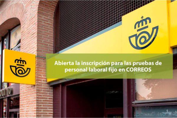 Correos recibe casi 150.000 solicitudes para su oferta de 3.421 plazas fijas
