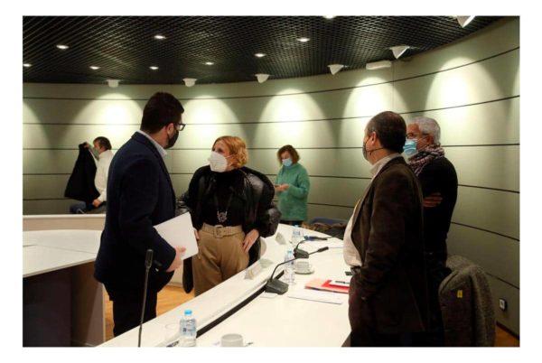 Se reanudan las negociaciones para la prórroga de los ERTE