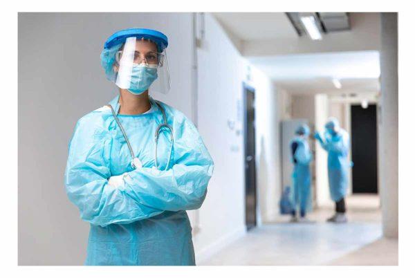 Se reconoce al Covid-19 como enfermedad profesional de los sanitarios