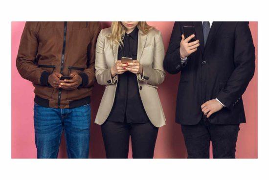 Uso de redes sociales en el trabajo