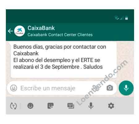 Bankia y Caixabank pagarán el paro el 3 de septiembre