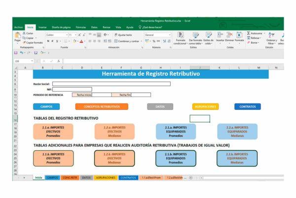 Cómo crear el registro retributivo obligatorio para empresas y autónomos