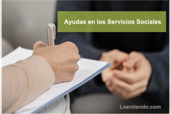 Ayudas de los Servicios Sociales