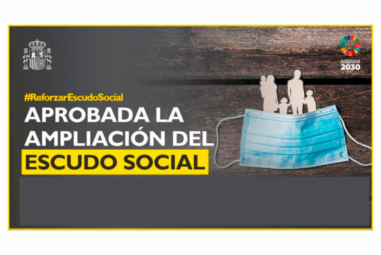 Medidas del escudo social