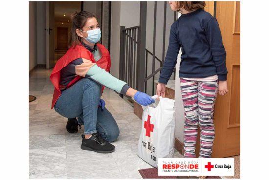Cómo solicitar ayuda en Cruz Roja