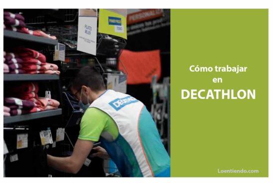 Cómo trabajar en Decathlon
