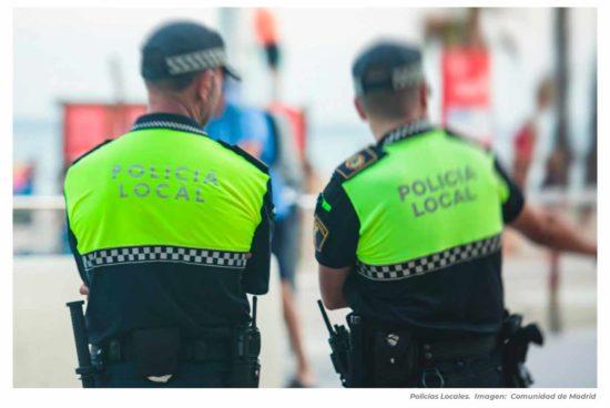 Oposiciones a Policía Municipal