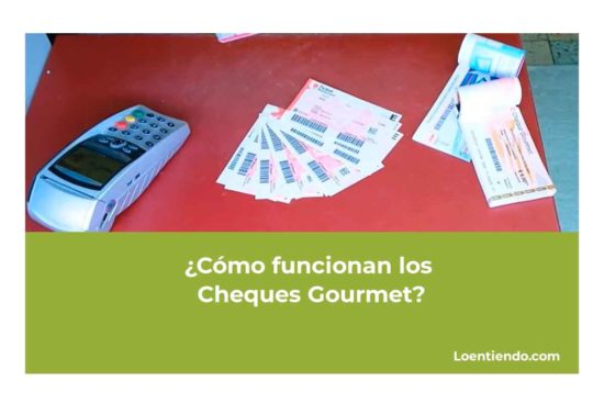Tickets restaurant o cheques gourmet